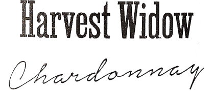 Harvest Widow New Label