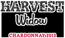 Harvest Widow 2013 Label